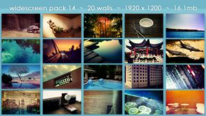 widescreen pack 14 by ether