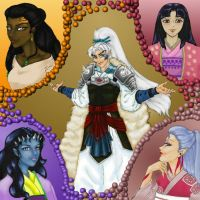 To The Girls I Loved B4 by Colanah