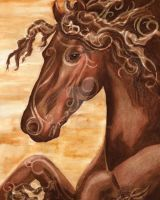 Wind Horse by AoifeTighe