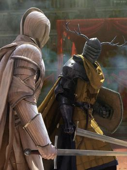 Ser Duncan the Tall in trial by combat by chasestone