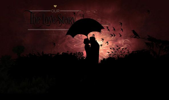 Love Story (Book Cover) by jarryshah