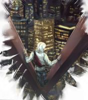 Assassin's Creed: Desmond Miles by Ardori
