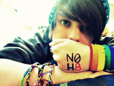 NOH8 by xPARKERR
