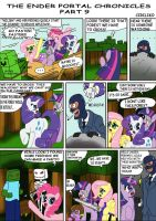 The Ender portal Chronicles part 9 by CIRILIKO