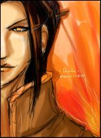Princess Azula by sikoro