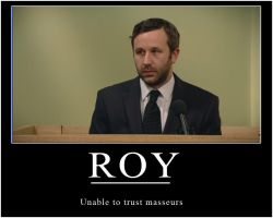 IT Crowd Roys Trust by surlana
