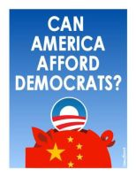 Can America Afford Democrats? by Conservatoons