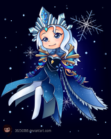 Crystal Maiden Arcana and Immortal Crown~ by 38250968