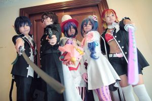 Ao No Exorcist by AdelleAixe