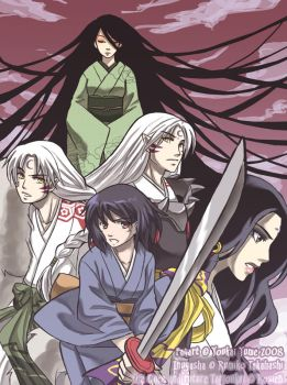 The Once and Future Taiyoukai by YoukaiYume