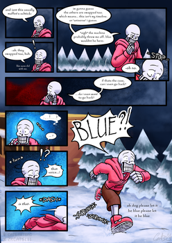 .: SwapOut : UT Comic [2-14] :. by ZKCats111