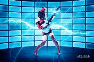 LET'S  ROCK by Maxwelb