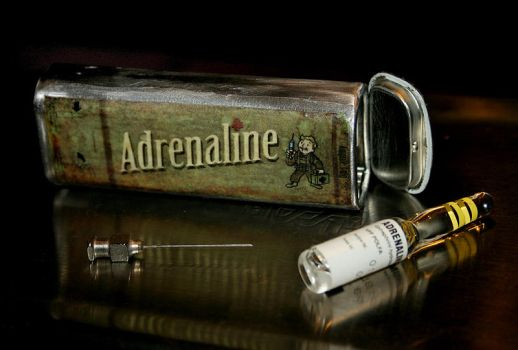 adrenaline by dywa