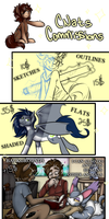 Commissions Open by CNat