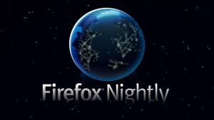 Firefox Nightly by Drudger