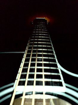 Guitar way to heaven by StrangerInThisTown