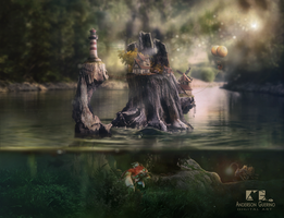 Fantasy land by andersonguerino