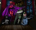 The Evil Council by peyz4