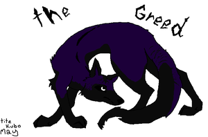 Inked Poison -The Greed- by Mello2yellow