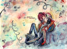 Comfort Me by CullenG-LSS
