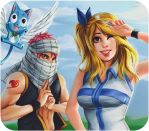Fairy Tail by Zoahra
