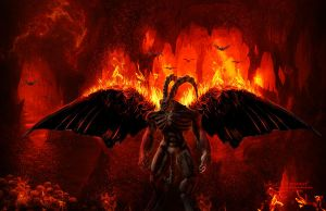 The fire monster 2 by annemaria48