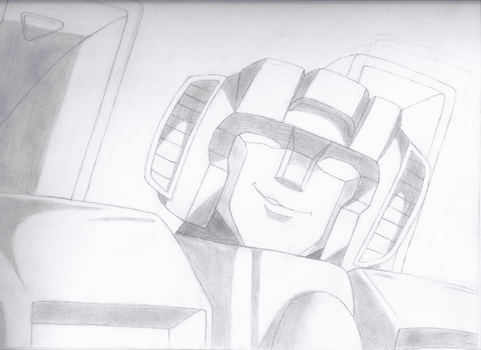 Starscream's Victory ::sketch:: by cottoncandy903