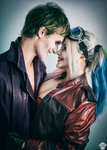 Harley and Joker (Injustice 2) 3 by ThePuddins