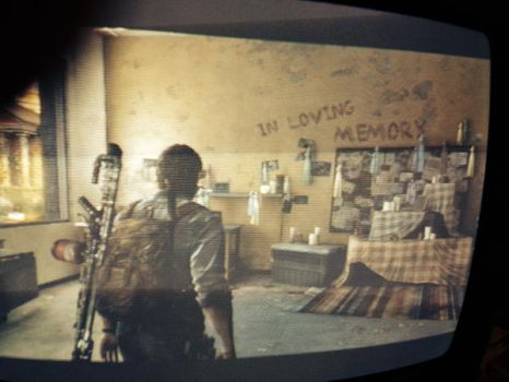 The last of us- secret room by Jaquina