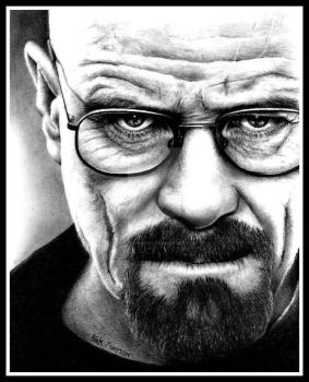 Walter White - Breaking Bad by Doctor-Pencil