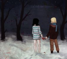 let the right one in by wiccimm