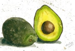 Avocado by Annezon
