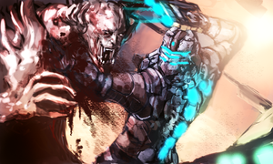 Dead Space 2 by Frost7