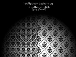 Gimp wallpaper patterns by Zilly-The-Jellyfish