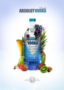 Absolut Brasil by LordVenomTLD