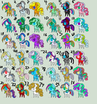 adopts FREE point huge batch CLOSED by kjuds