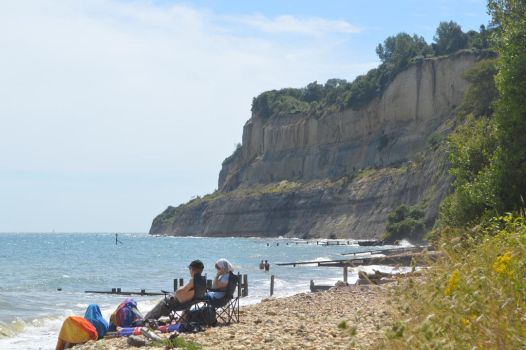 Chilling by the cliffs by Maxbart3
