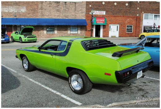 Sublime Green Road Runner by TheMan268