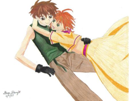 S+S: A Warm Embrace by Sakura-Syaoran-Club