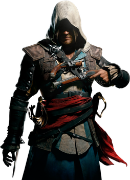 Assassin's Creed Black Flag - Edward Kenway by IvanCEs