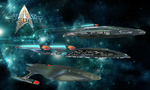 Multi-Vector Assault Mode | Star Trek: Theurgy by Auctor-Lucan
