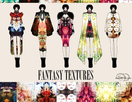 FREE! FANTASY TEXTURES by danydiniz