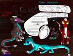 Crawlys refence CLOSED SPECIES! UPDATE by AngelCnderDream14