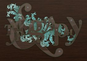 Typography by FillTheFrame