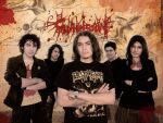 My band CHAINSAW by joeytheberzerker