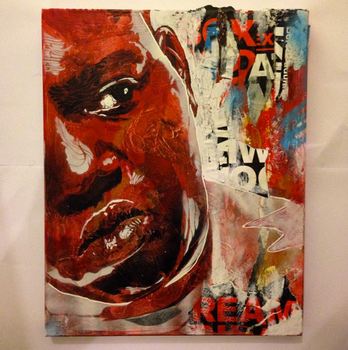 Biggie Smalls - It was all a dream by artbydavidc