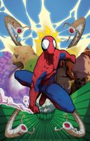 My Spidey Sense is Tingling by theCHAMBA
