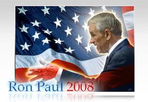 Ron Paul 2008 by OmnisBlade