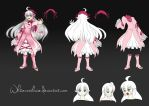 COMMISSION-Lilith Character Sheet by WhiteNamikaze