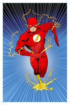 Flash Full Color by klerkh